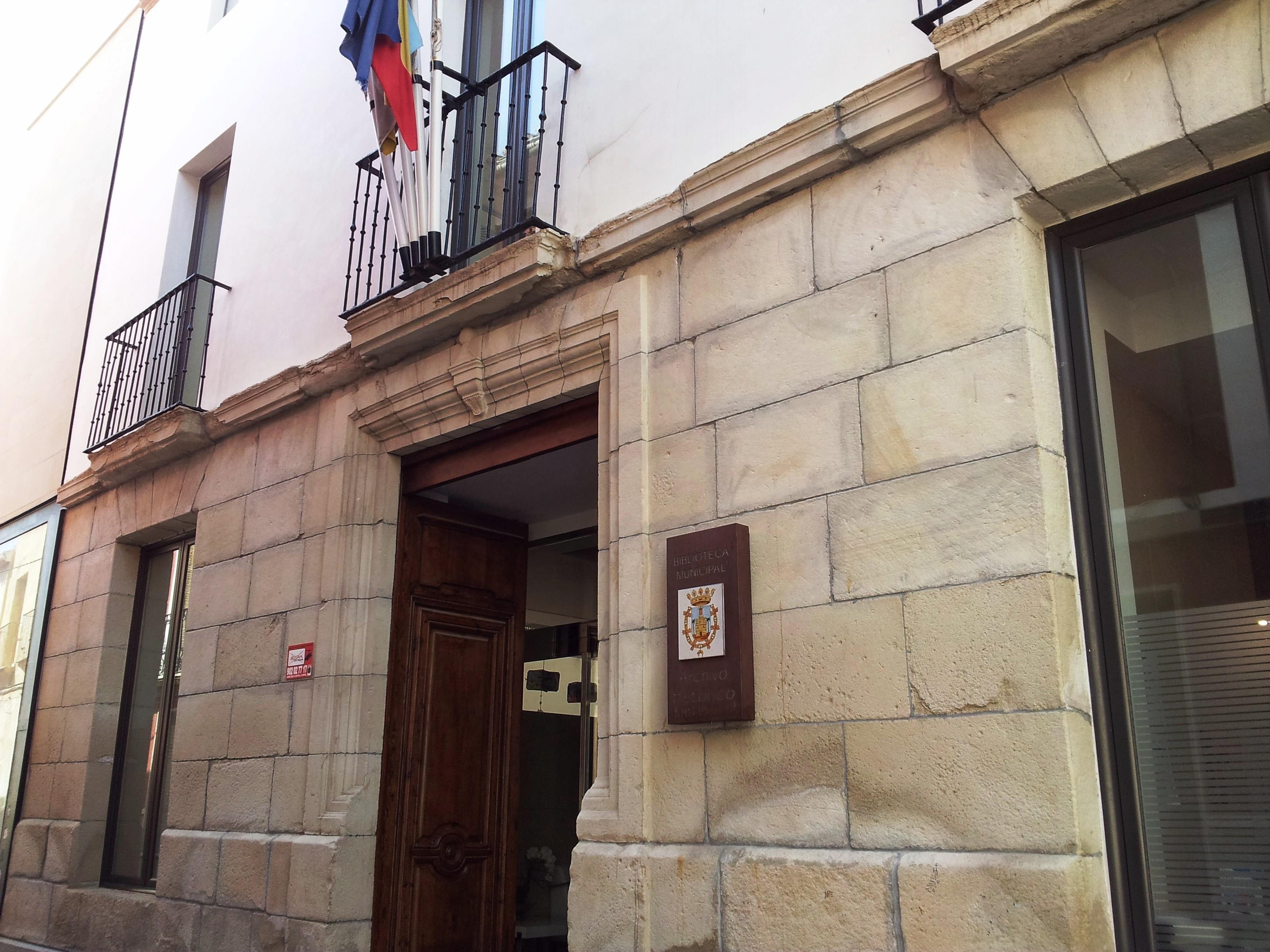 Biblioteca Municipal Monfort