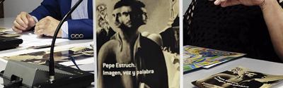 El Instituto Gil-Albert presenta una exposición con fondos documentales inéditos del director teatral José Estruch