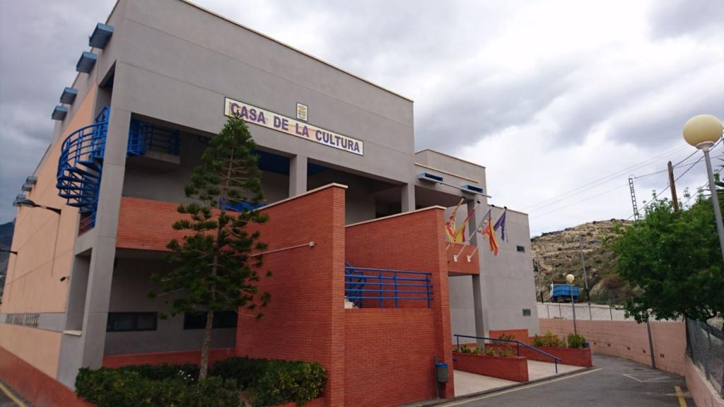 Casa de Cultura, Busot