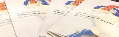 EL IAC Juan Gil-Albert convoca al mundo de la cultura para reivindicar los Derechos Humanos en su 70 aniversario