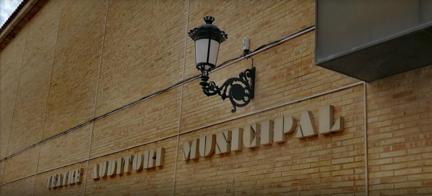 Teatro Auditorio Municipal, Algueña