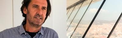 """Javier Meléndez y Víctor Izquierdo en el ciclo de publicidad """"Ideas para el corazón"""" del Gil-Albert"""