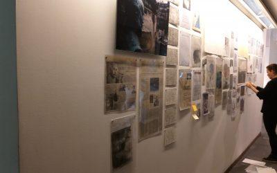 Rosell Meseguer inaugura la nueva exposición de Arte en la Casa Bardín