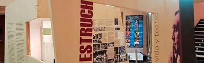 L'exposició José Estruch. Vida i teatre de l'IAC Juan Gil-Albert arriba a la RESAD de Madrid