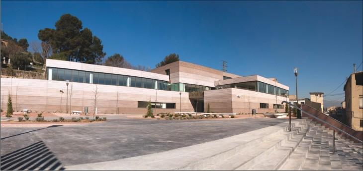Biblioteca Pública Municipal Pare Arques, Cocentaina