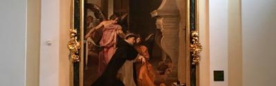 El IAC Juan Gil-Albert organiza la lectura colectiva de un texto del escritor alcoyano sobre el cuadro de Velázquez del Museo Diocesano de Orihuela