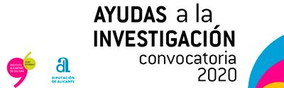 El Instituto Juan Gil-Albert activa el Plan de Ayudas a la Investigación 2020, dotado con 64.000 euros