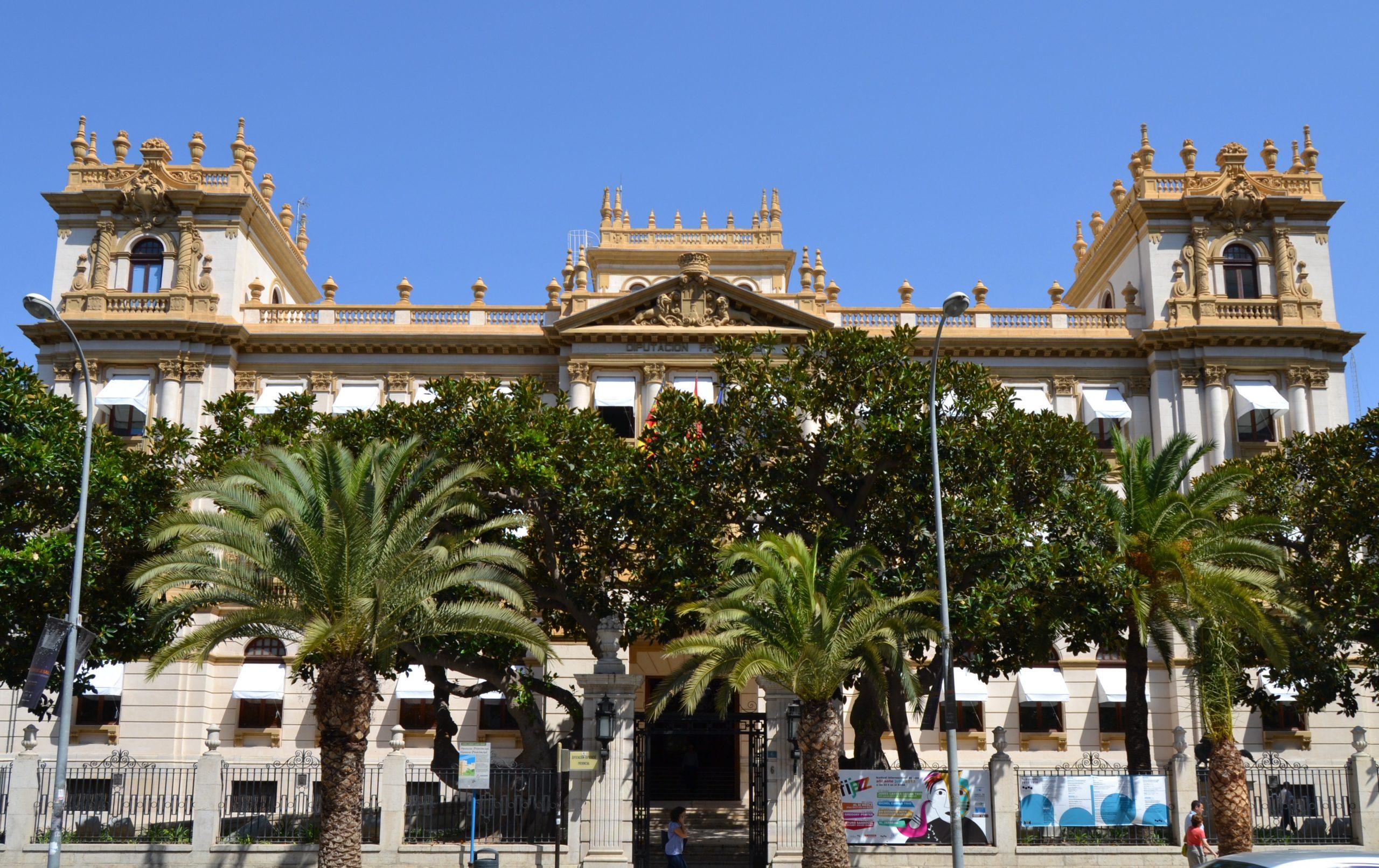 Palacio Provincial de la Diputación de Alicante