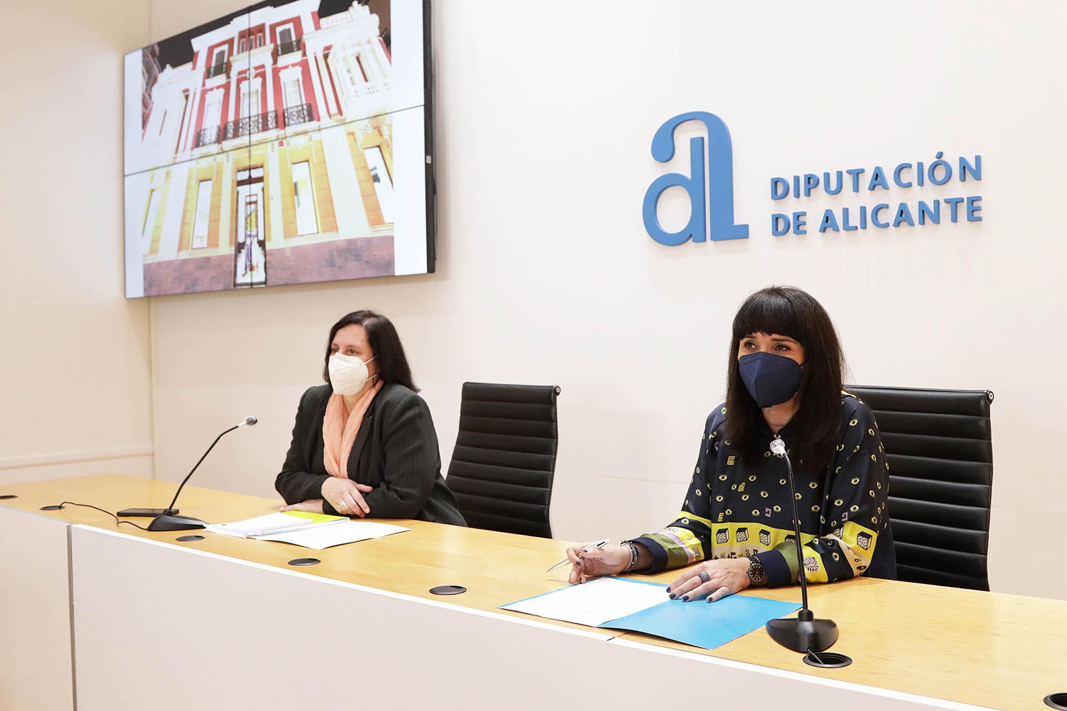 Pilar Tébar comienza su etapa como directora del Instituto Juan Gil-Albert con el reto de trabajar por la profesionalización de la cultura