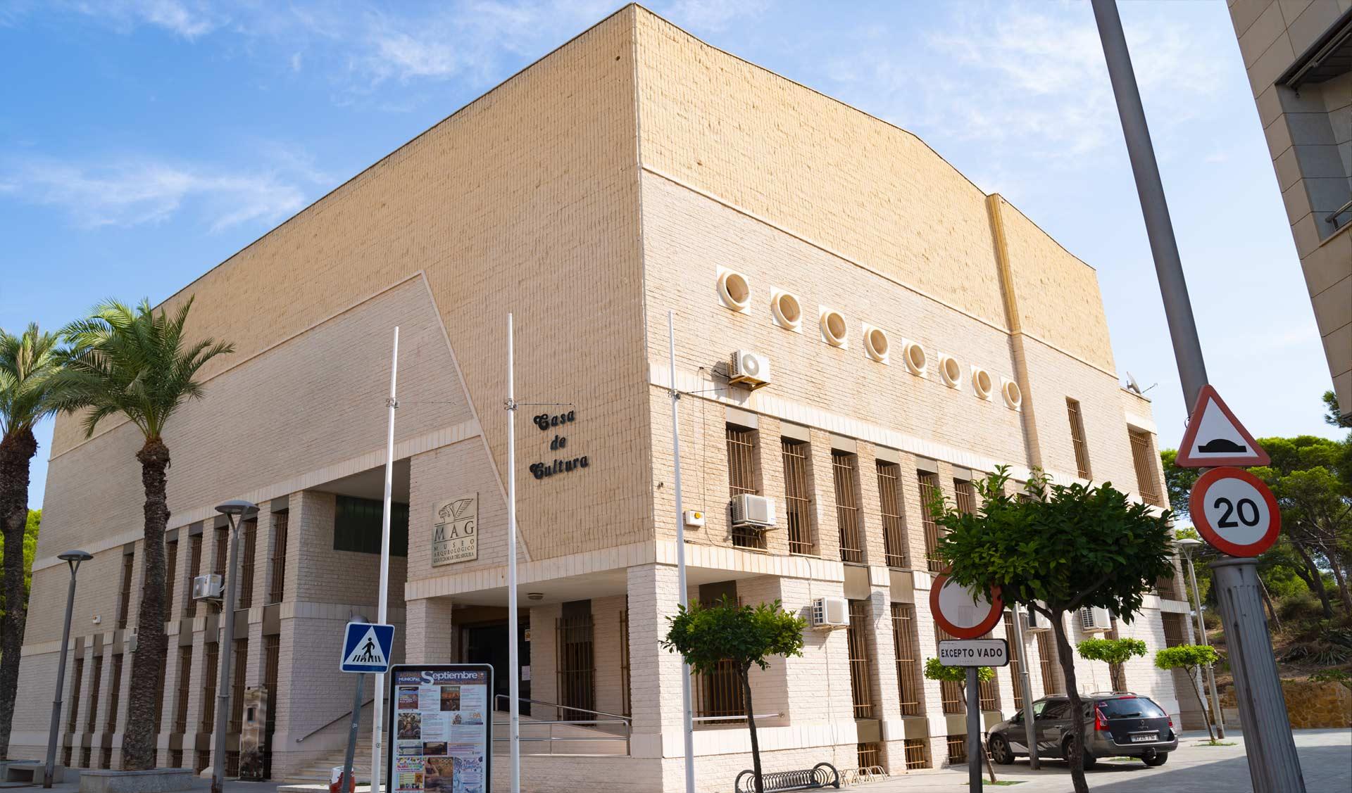Casa de Cultura de Guardamar del Segura