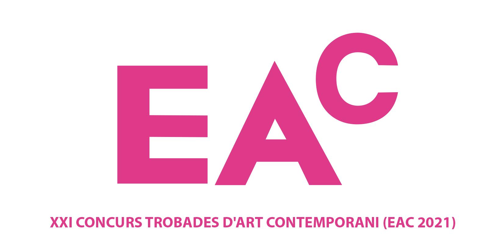 EAC 2021 - XX Concurs de Trobades d'Art Contemporani