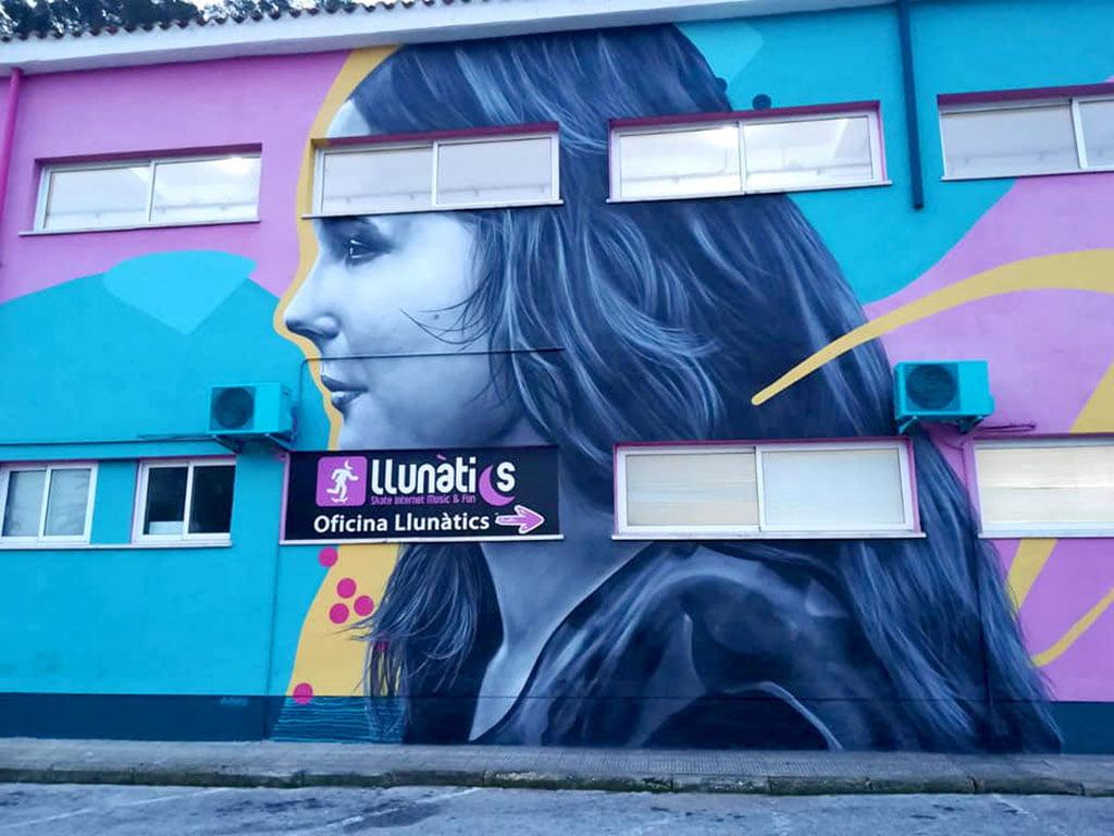 Edificio Juventud de Dénia