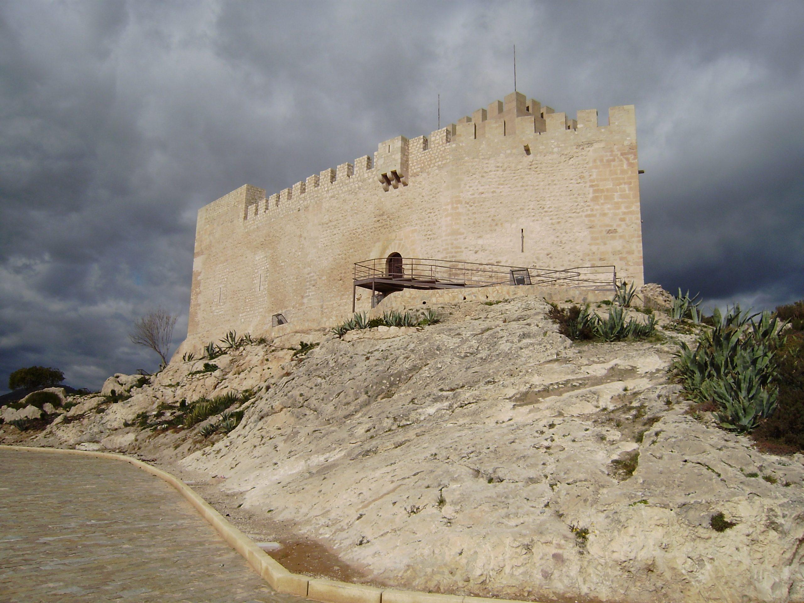 Castillo de Petrer