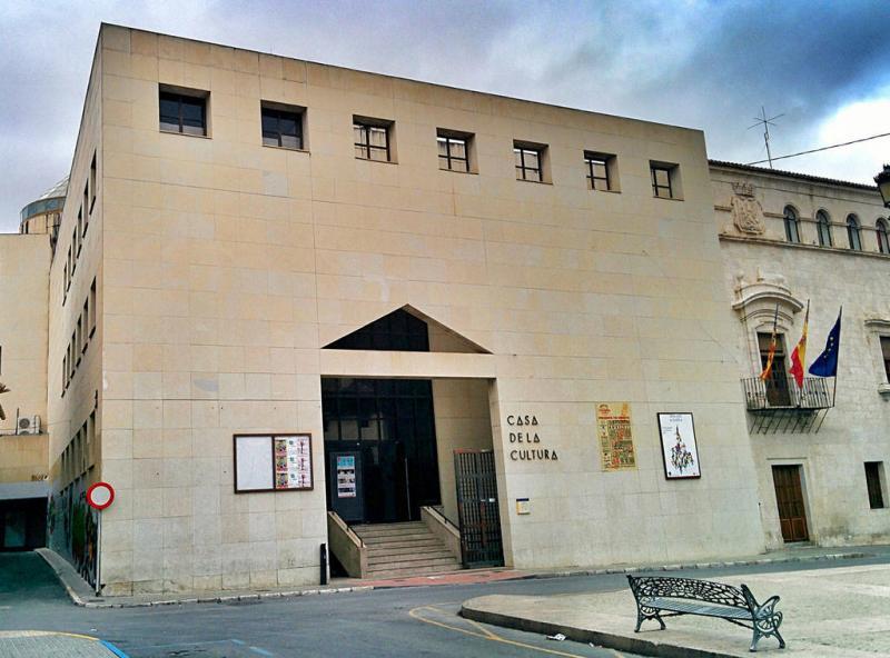 Casa de la Cultura (KAKV) de Villena